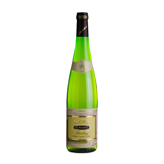 charley Wantz riesling reserve particuliere